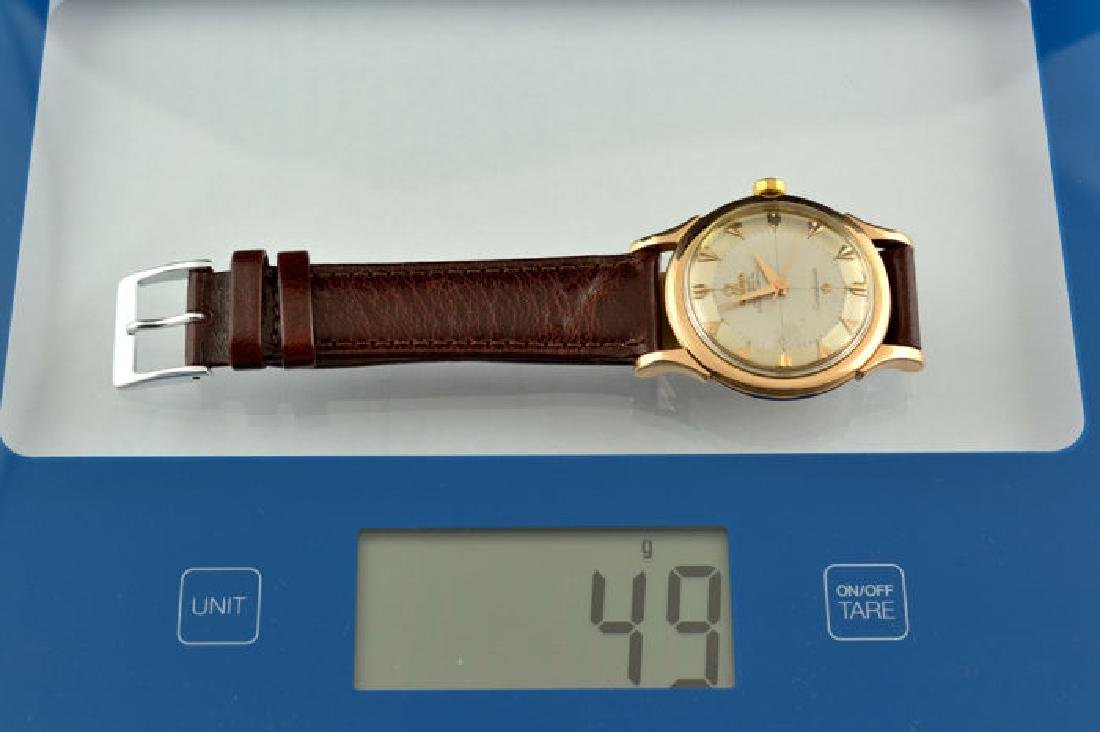 Omega Constellation Rose Gold 18k Pie Pan Dial from a - 9