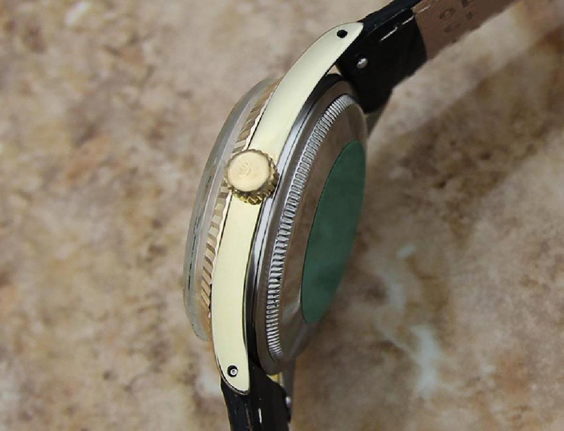 Rolex 1550 Swiss Made Men's 34mm 1970 Ser 3125351 - 4