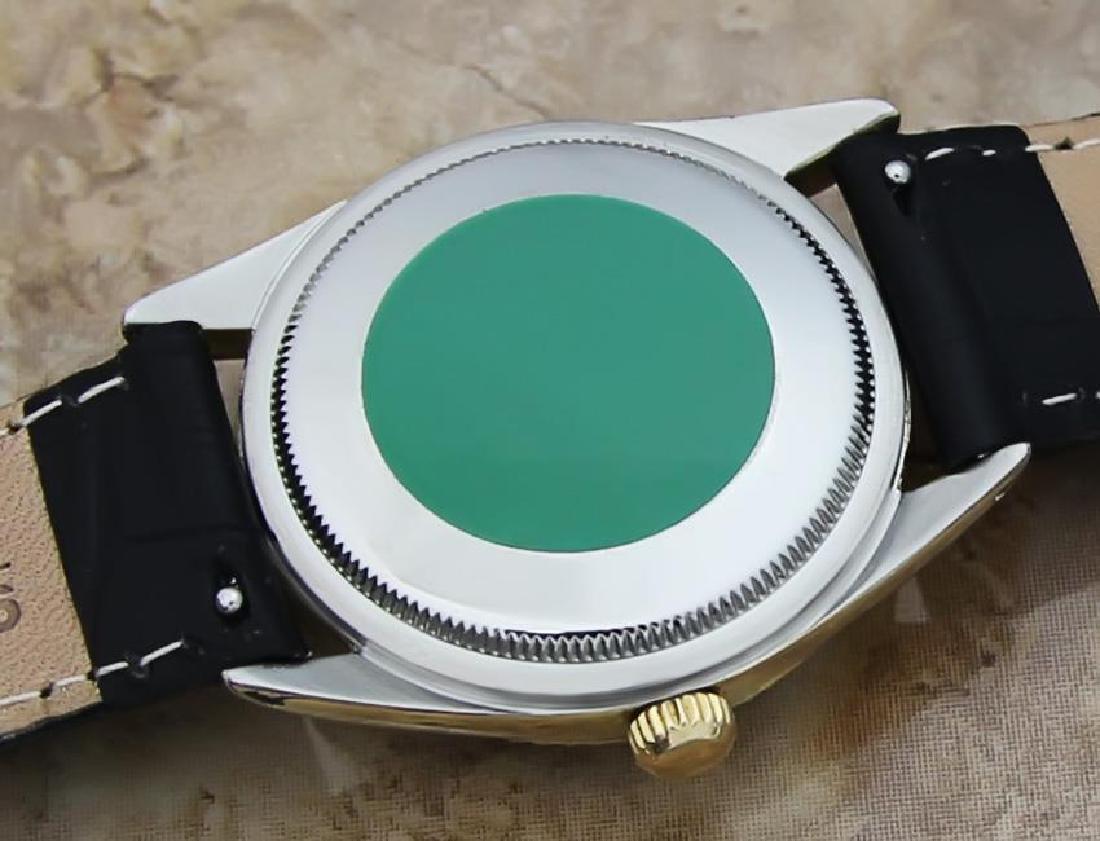 Rolex 1550 Swiss Made Men's 34mm 1970 Ser 3125351 - 7