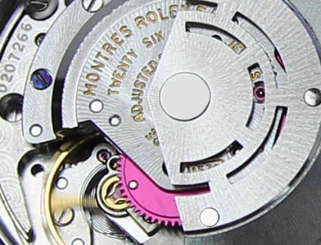 Rolex 1550 Swiss Made Men's 34mm 1970 Ser 3125351 - 9