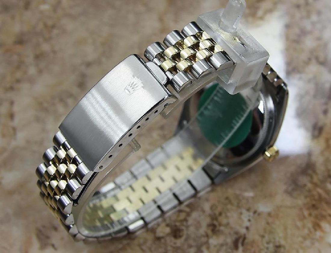Rolex 1008 Swiss Made 14k Gold and SS ser 1773448 Men's - 6