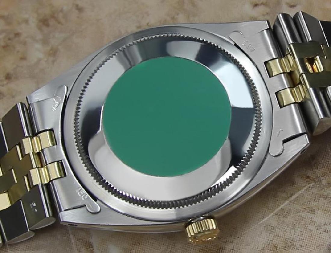 Rolex 1008 Swiss Made 14k Gold and SS ser 1773448 Men's - 7