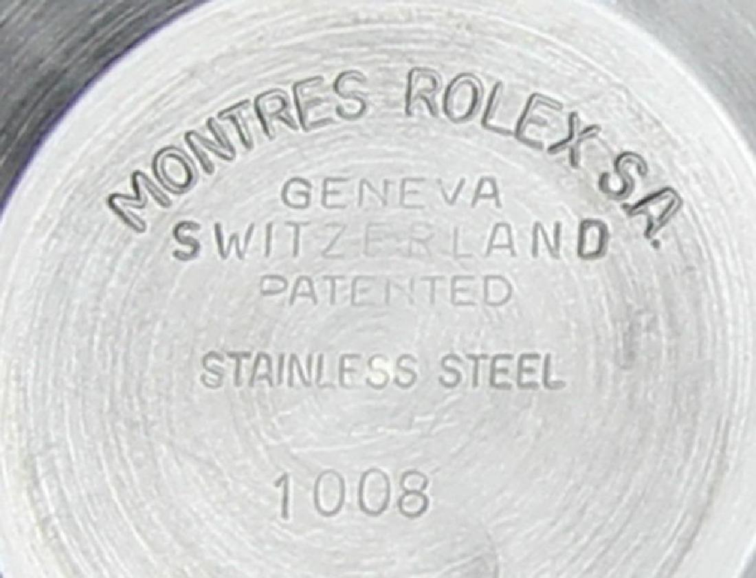 Rolex 1008 Swiss Made 14k Gold and SS ser 1773448 Men's - 8