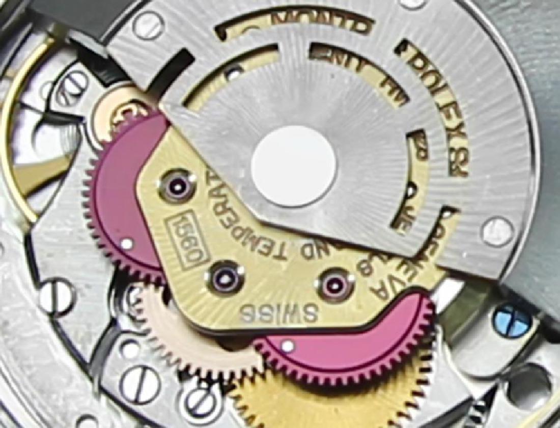 Rolex 1008 Swiss Made 14k Gold and SS ser 1773448 Men's - 9