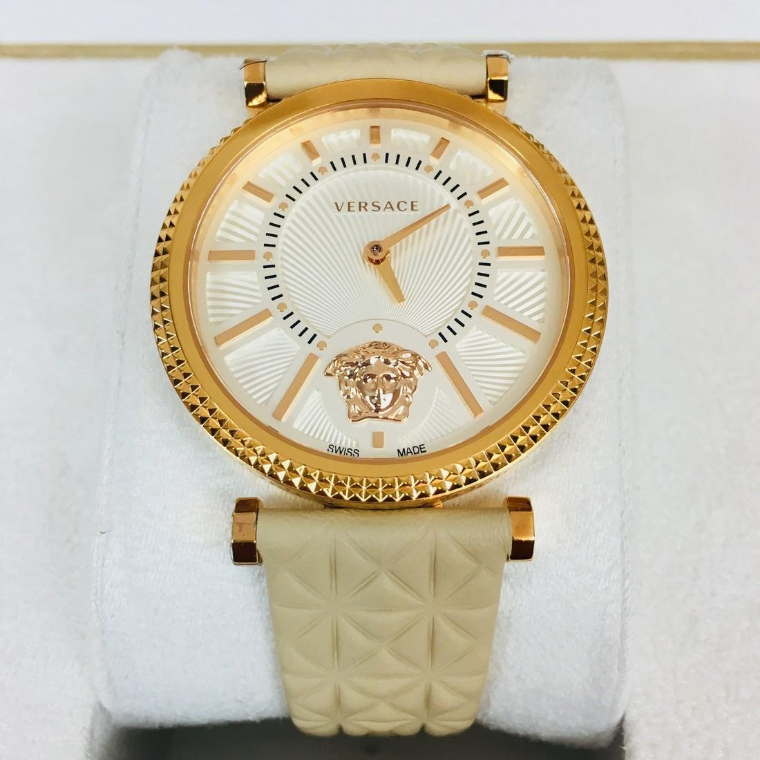 VERSACE V-HELIX Swiss Made Ladies Luxury Watch - 3
