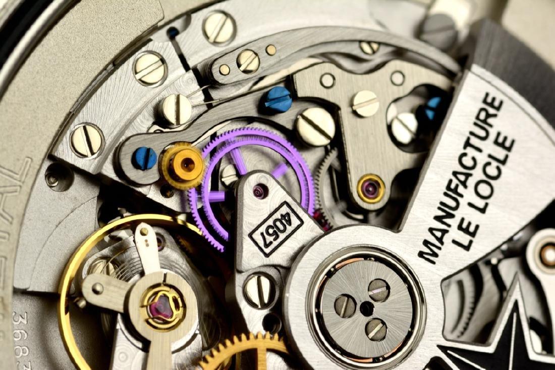 Zenith El Primero Chronograph Flyback 0.1 Sec - 12