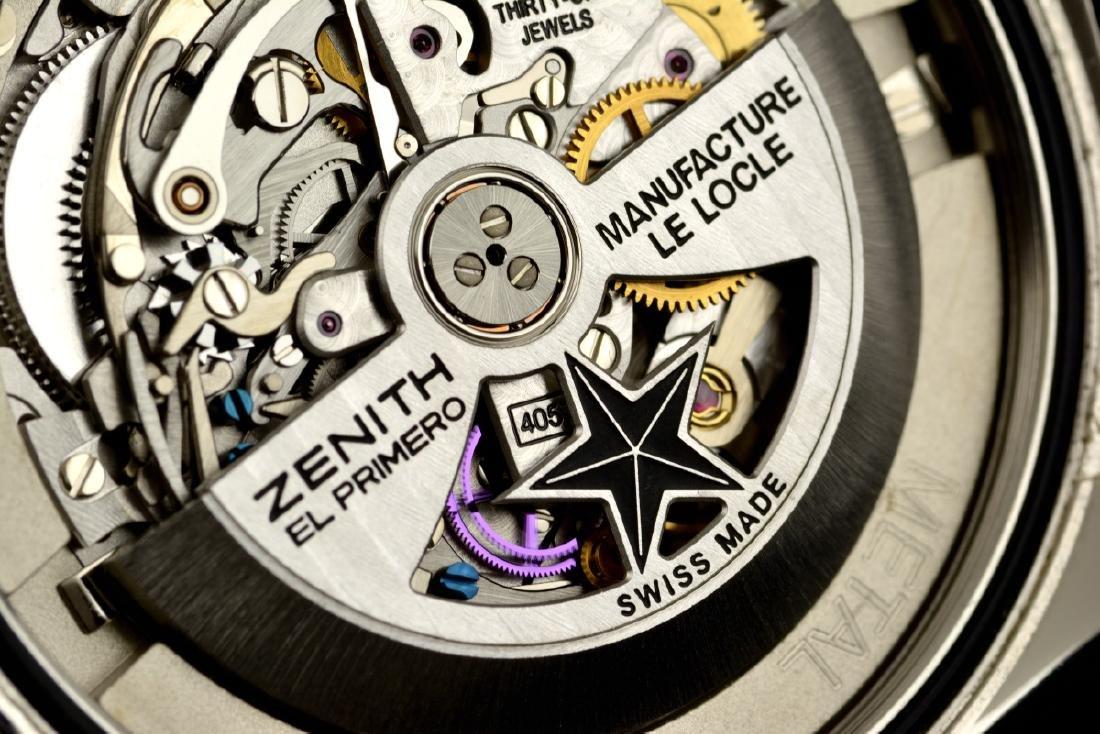 Zenith El Primero Chronograph Flyback 0.1 Sec - 15