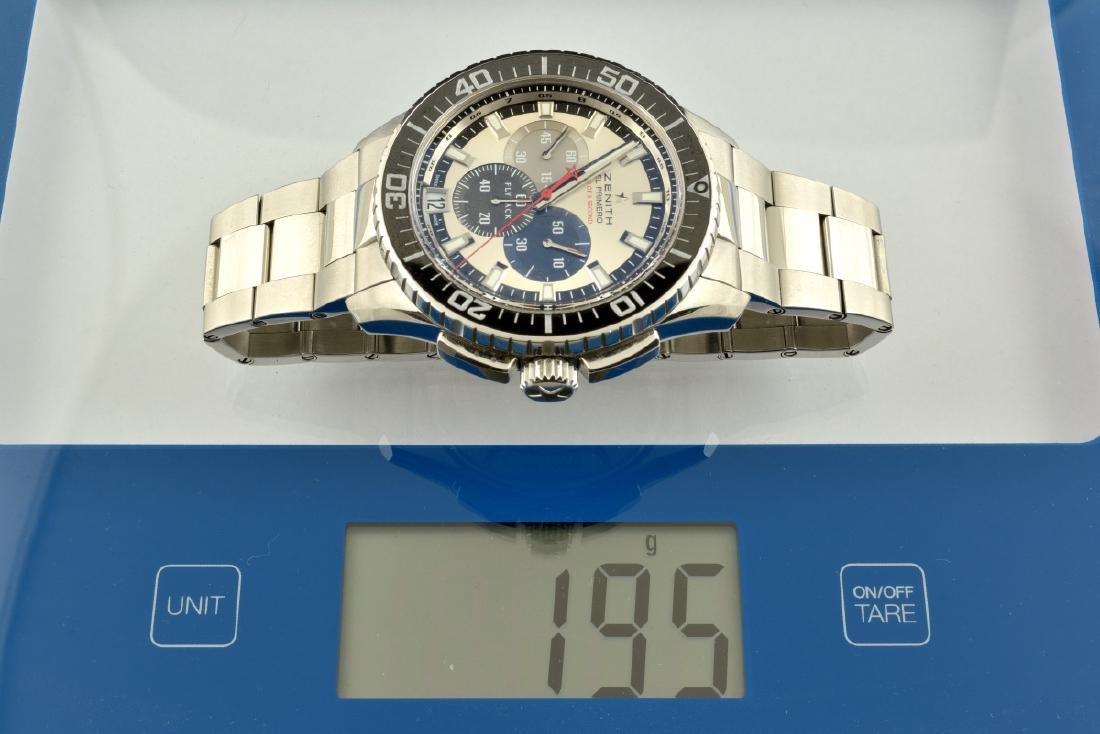 Zenith El Primero Chronograph Flyback 0.1 Sec - 16