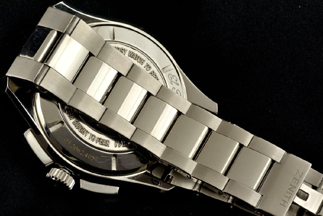 Zenith El Primero Chronograph Flyback 0.1 Sec - 7