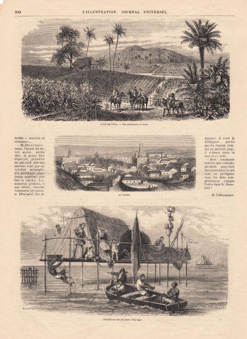 L'Illustration: Scenes of Cuban Life