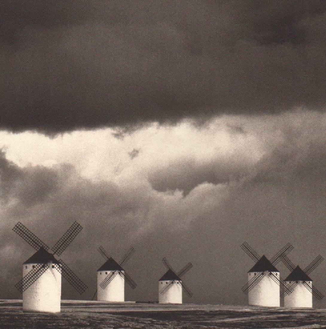 Michael Kenna - Quixote's Giants