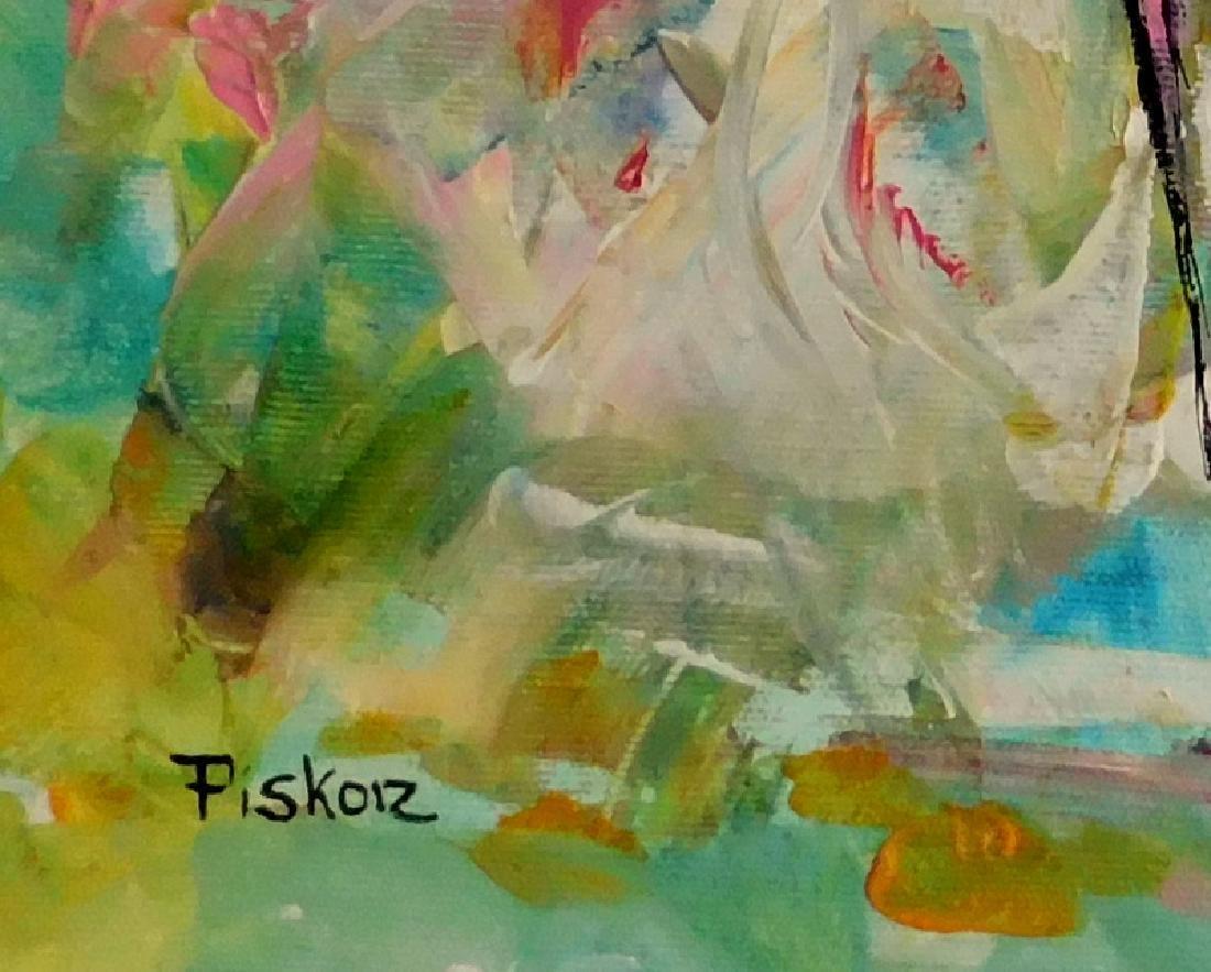 Piotr Piskorz Dancing Michaels Painting - 3