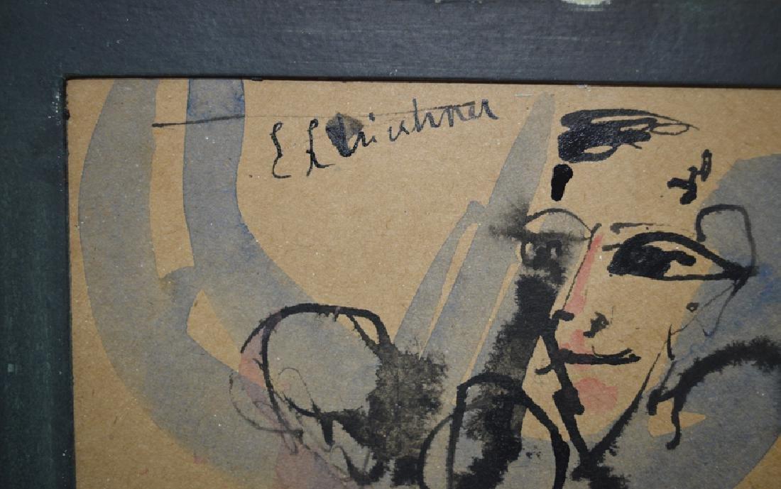 Z.T. Ernst Ludwig Kirchner - 5
