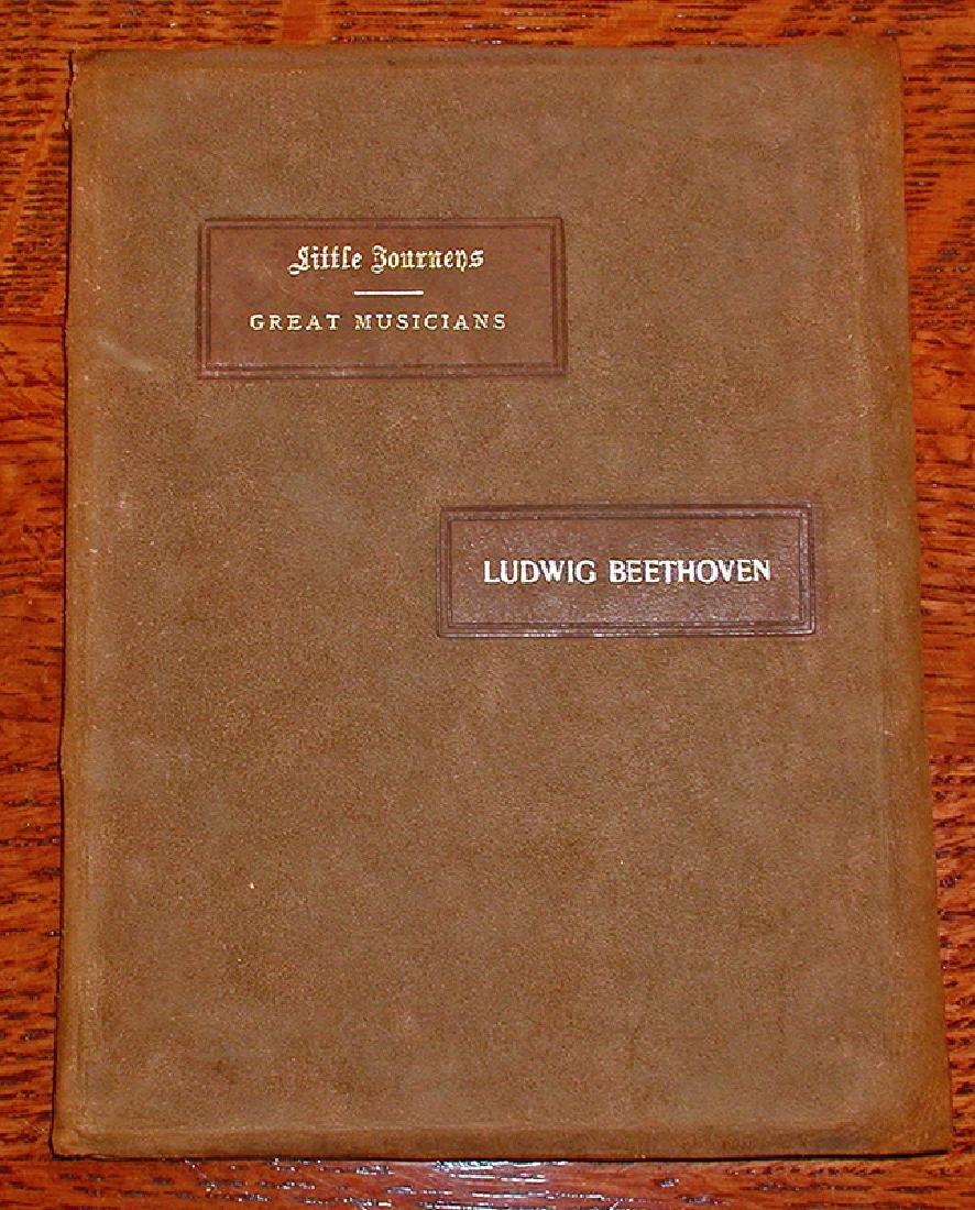 1901 Numbered/signed Ltd. Ed. Little Journey, Illumined