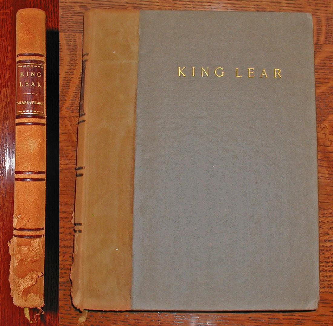 The Tragedy of King Lear by Shakespeare (large Format)