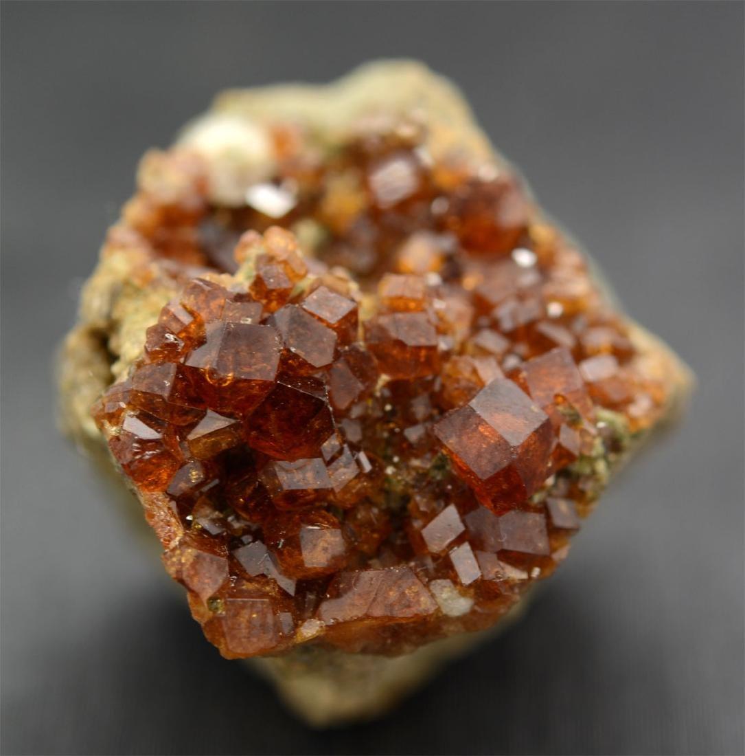 Rare Red Garnet Specimen ~Afghanistan