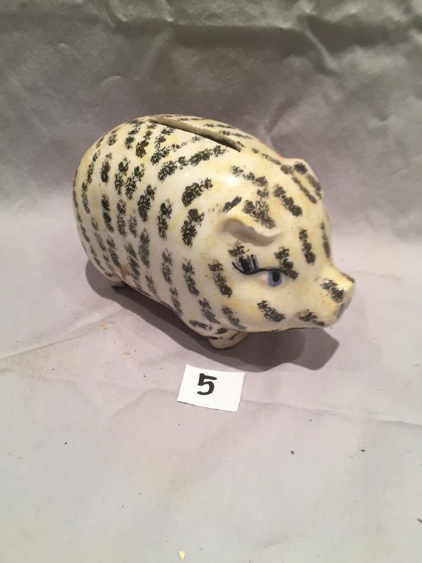 Standing Pig Bank