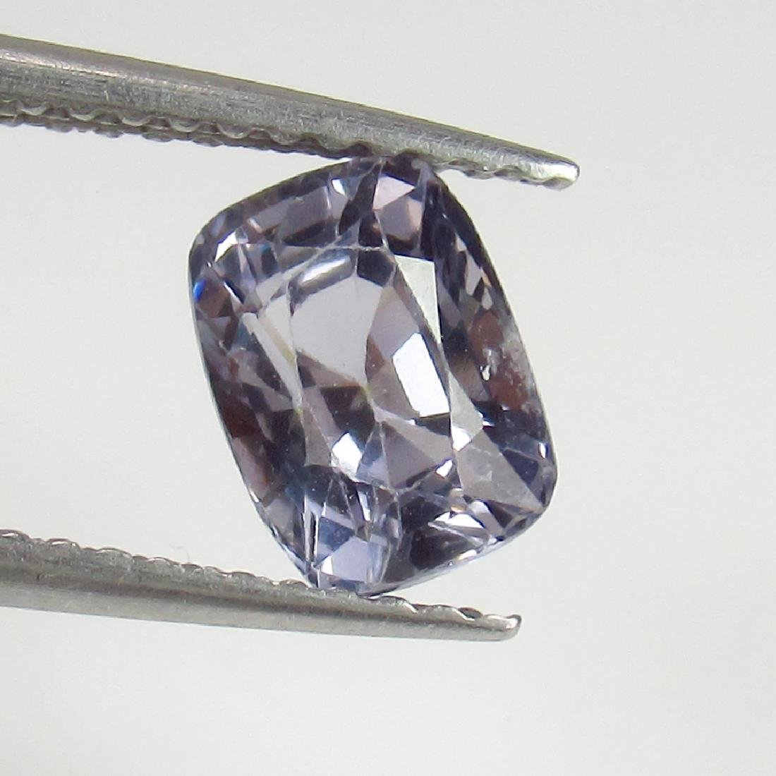 1.39 Ct Loose Burma Spinel Cushion cut