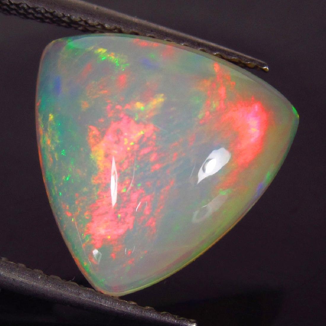 4.47 Ctw Natural Ethiopian Loose Trillion Opal