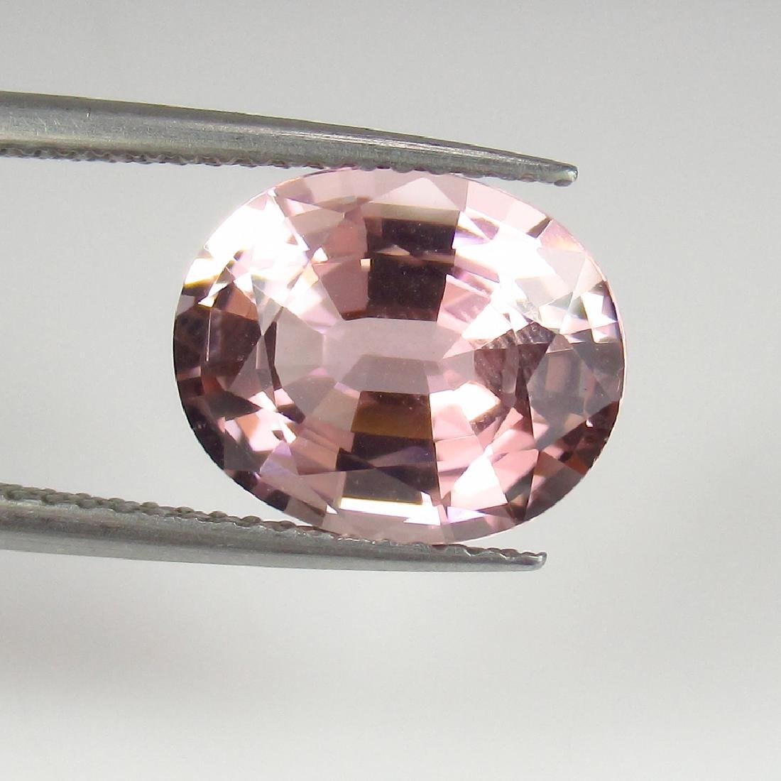 3.82 Ct High Class Sweet Pink Tourmaline Full Luster