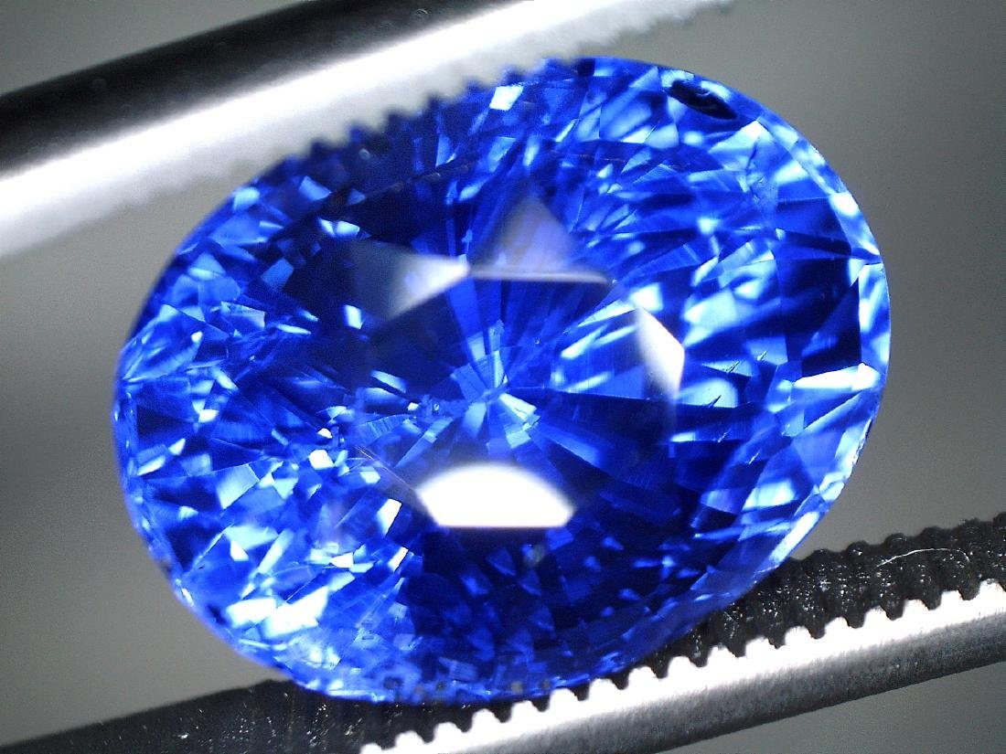 Cornflower  Blue Sapphire 5.15