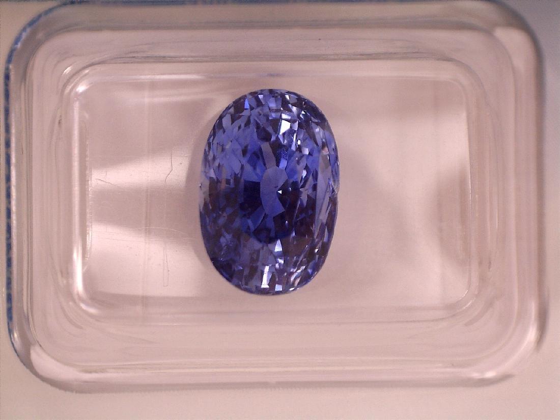 Cornflower  Blue Sapphire 5.15 - 2