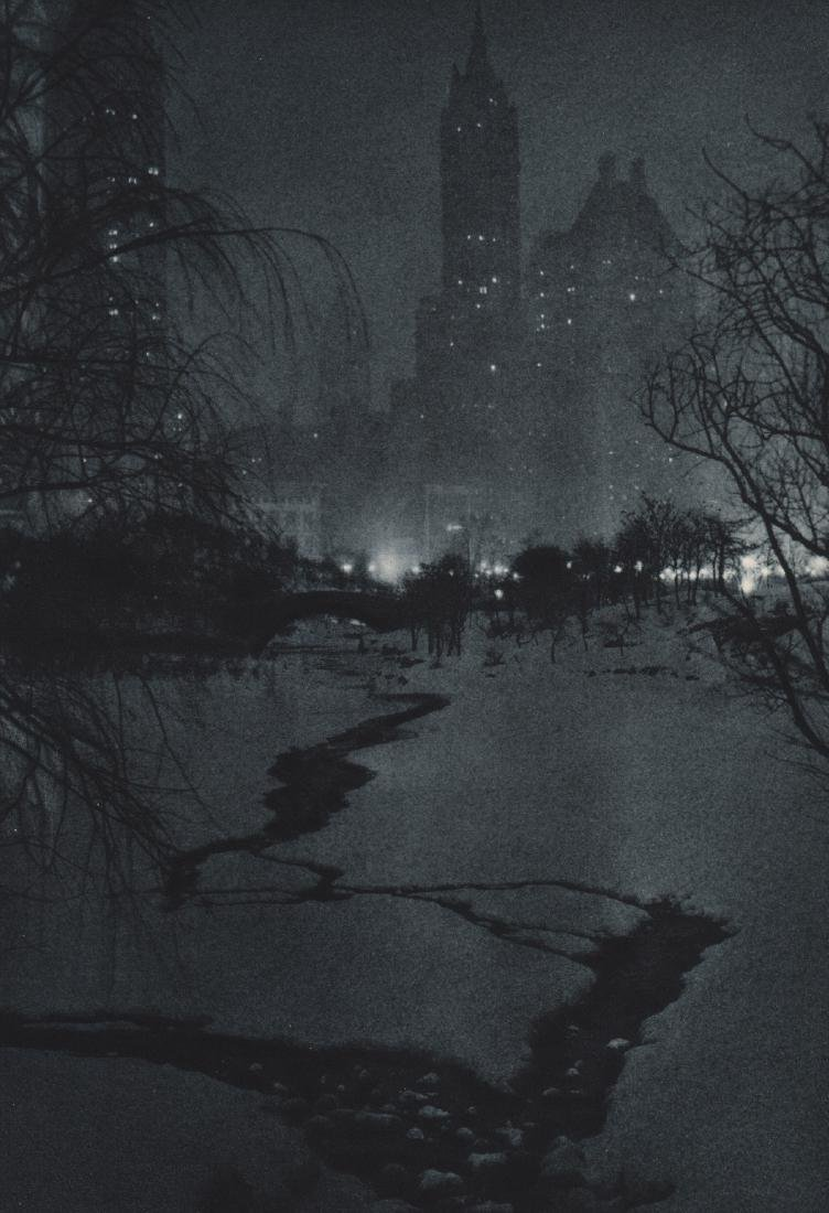 ADOLF FASSBENDER - The White Night