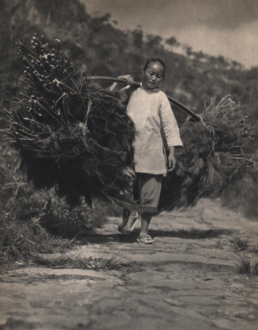 CHIN-SAN LONG - Chores of a Chinese Girl