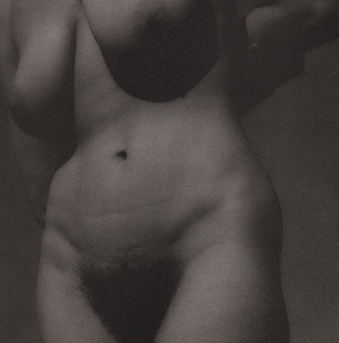 PAUL STRAND -  Torso, Taos, New Mexico, 1930