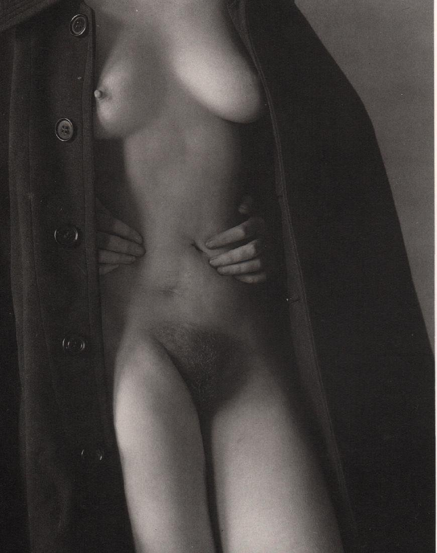 EDWARD WESTON - Nude, 1934