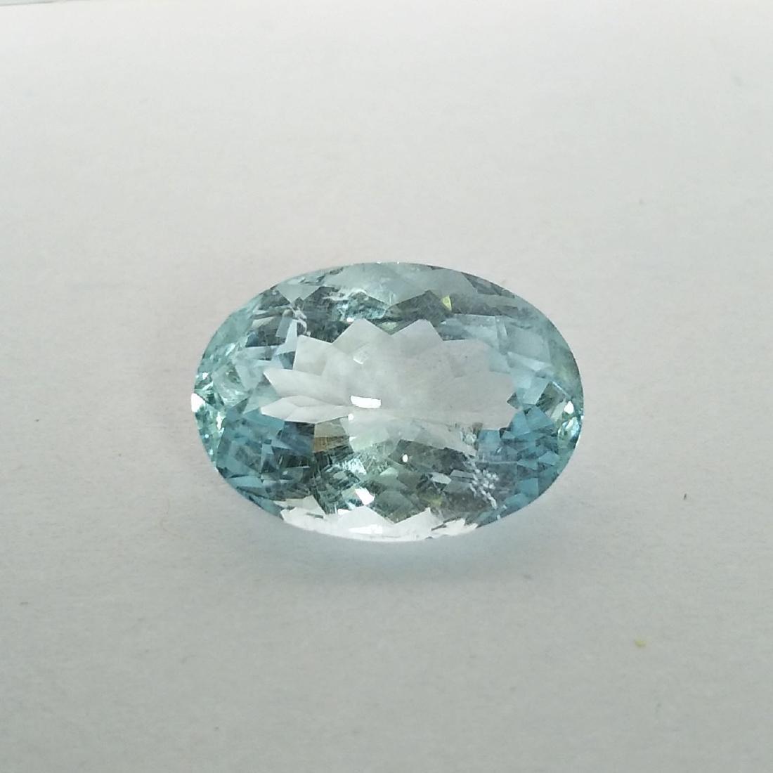 Aquamarine - 5.93 ct