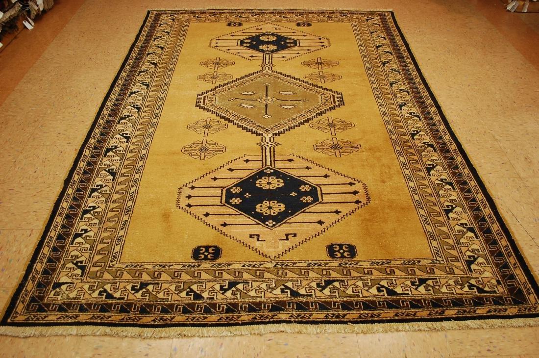 Caucasian Kazak Design Caucasian Rug 6.6x9.10