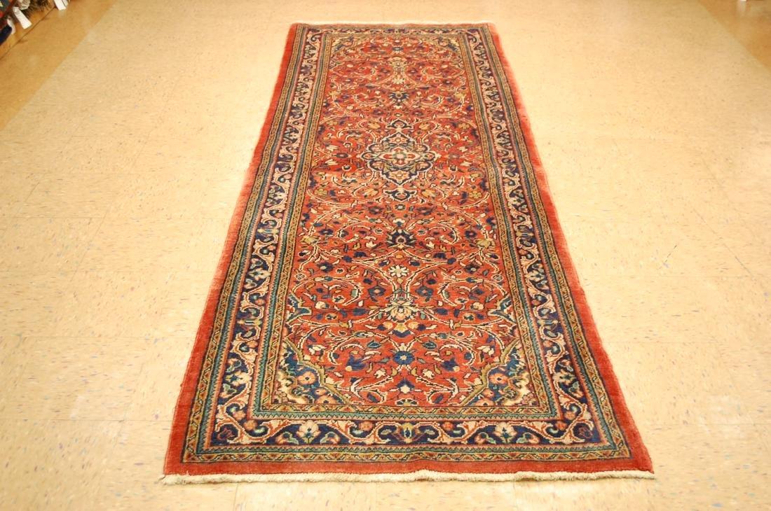Fine Persian Sarouk Rug 3.7x9.10