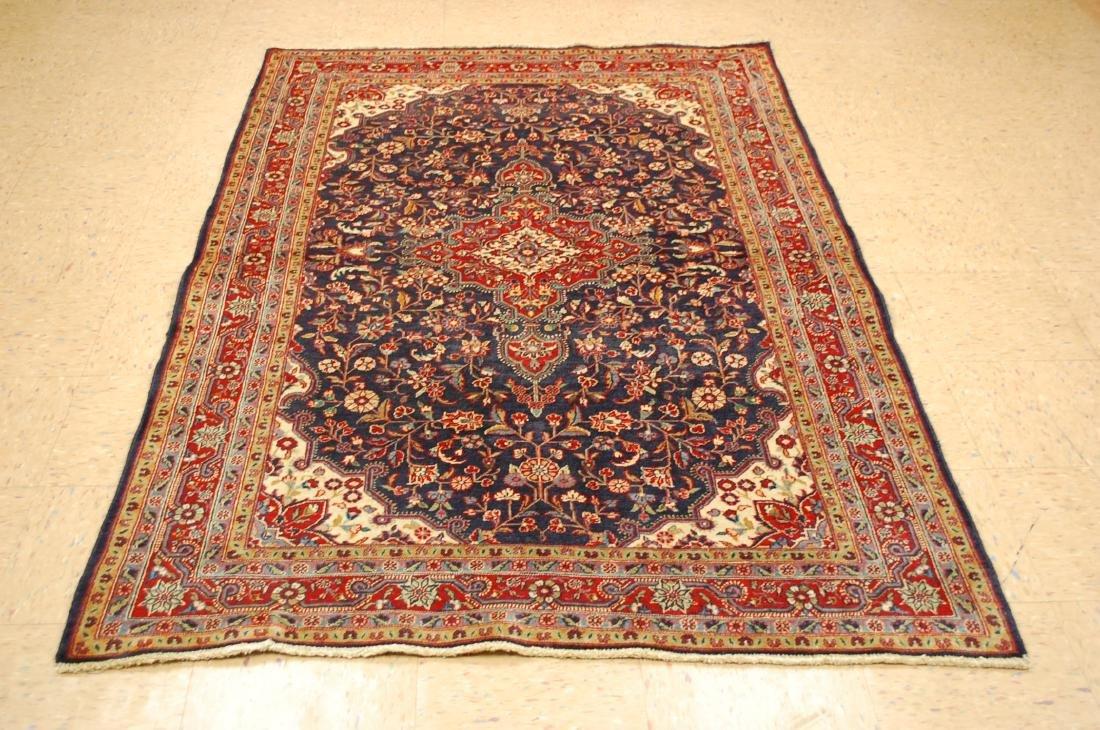 Fine Persian Sarouk Rug 4.5x7.1