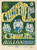 1st Edition  FD 23 CAPTAIN BEEFHEART  AVALON BALLROOM