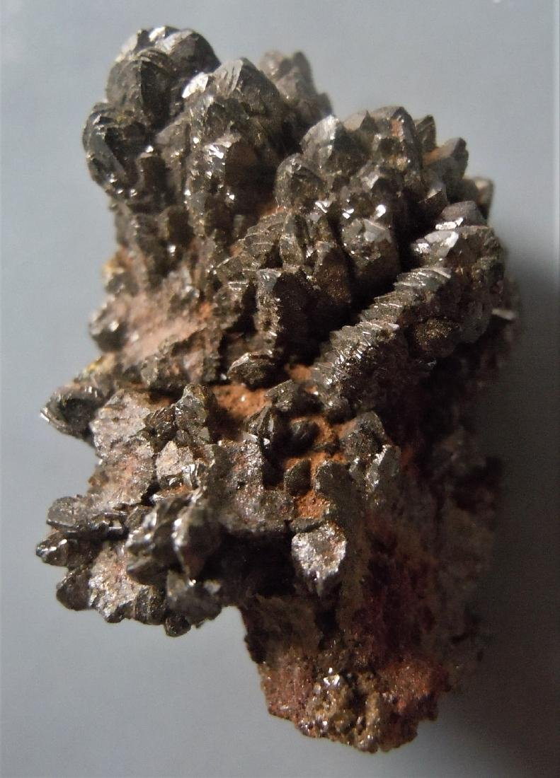 Descloizite - from Namibia