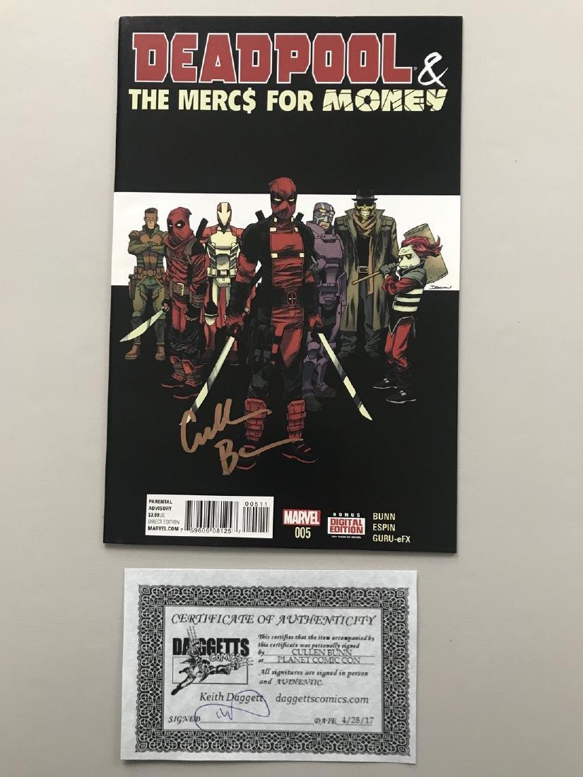 Deadpool and The Mercs for Money (2016 Marvel 1st