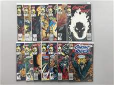 Lot of 26 Ghost Rider (1990 2nd Series) from #8-43 VF