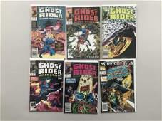 Lot of 11 Original Ghost Rider Rides Again (1991) #1-7