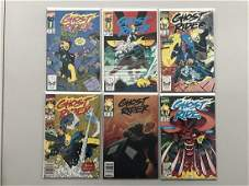 Lot of 12 Ghost Rider (1990 2nd Series) from #2-41 VF