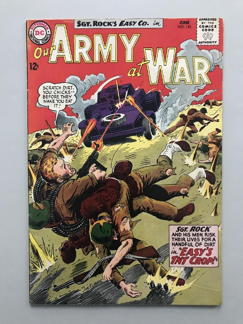 Our Army at War (1952) #143