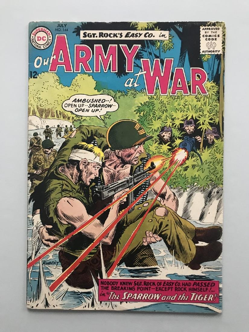 Our Army at War (1952) #144