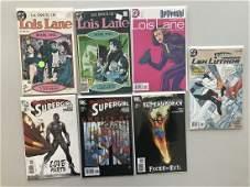 Lot of 7 Lois Lane (1986) #1-2 Superman Lois Lane