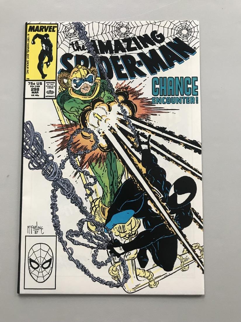 Amazing Spider-Man (1963 1st Series) #298 1st McFarlane