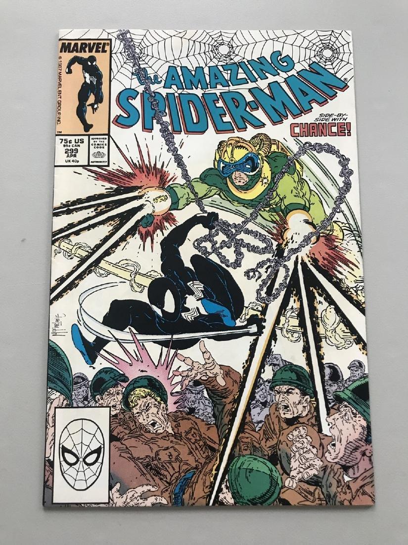 Amazing Spider-Man (1963 1st Series) #299 McFarlane 1st