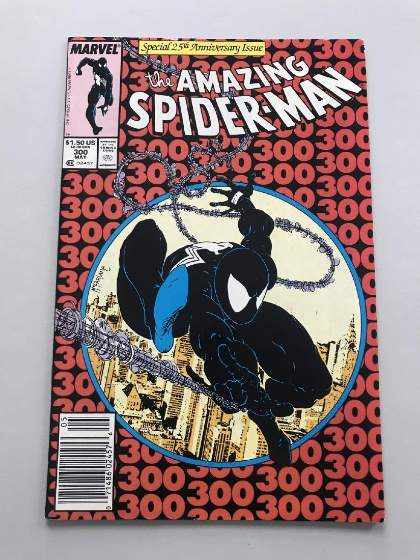Amazing Spider-Man (1963 1st Series) #300 1st Full