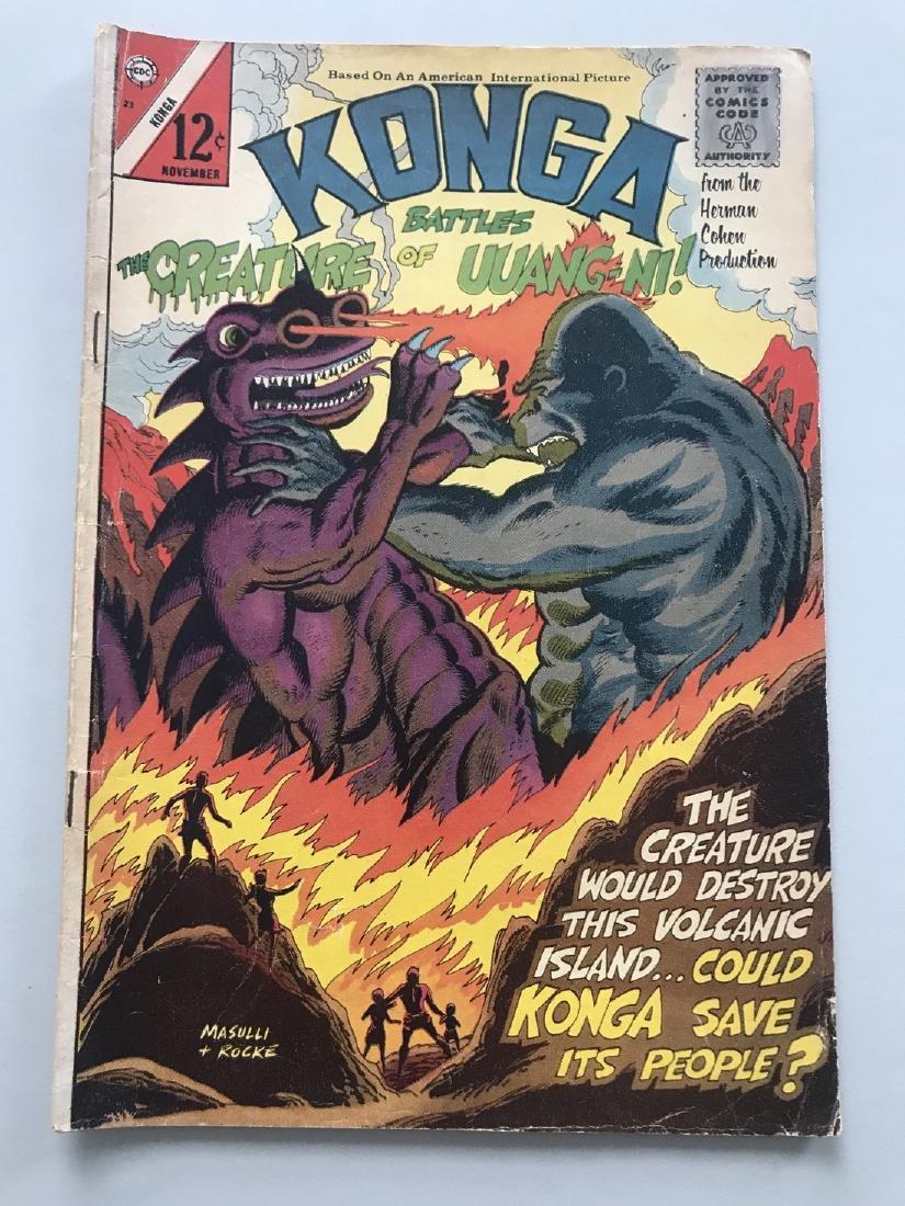 Konga (1961) #23