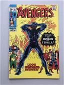 Avengers (1963 1st Series) #87 Roy Thomas John Buscema
