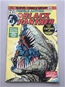 Jungle Action (1972 Marvel) #14 Gil Kane Black Panther