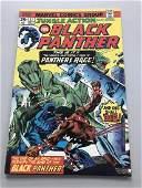 Jungle Action (1972 Marvel) #17 Gil Kane Black Panther